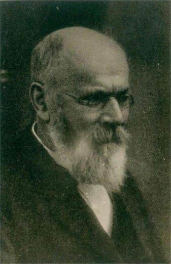 Ludwig Stickelberger