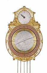 Astronomische Uhr von Thaddäus Rinderle